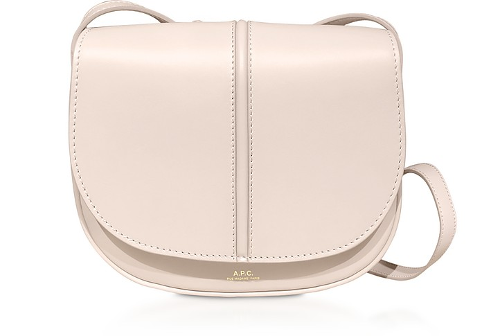 Betty Smooth Leather Shoulder bag - A.P.C.