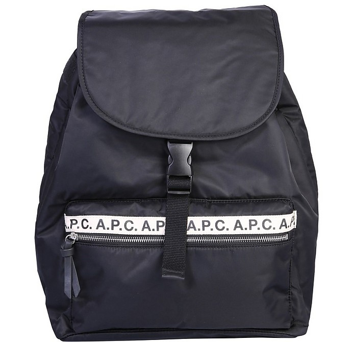 Backpack With Logo - A.P.C.