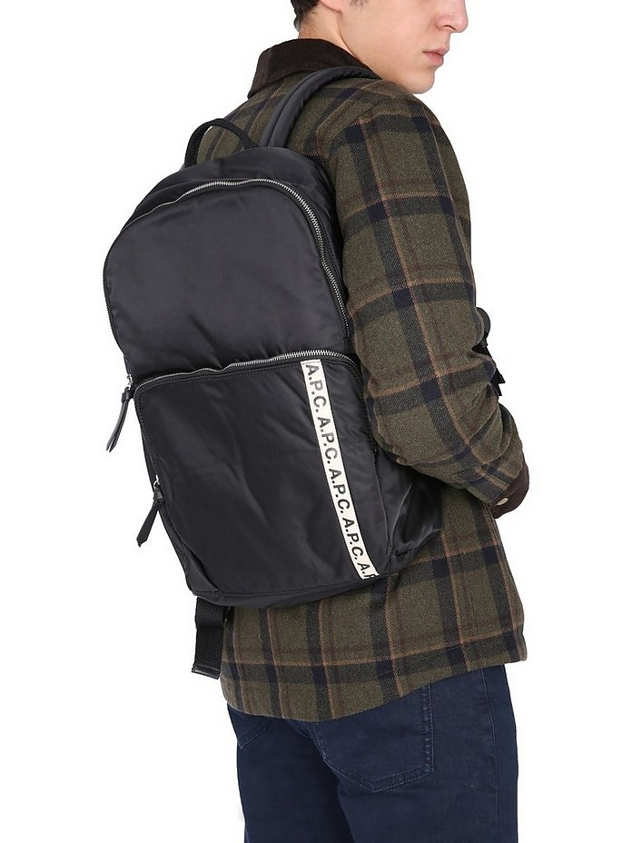 Repeat Backpack - A.P.C.