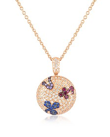 Multicolor Fashion Necklace - Azhar