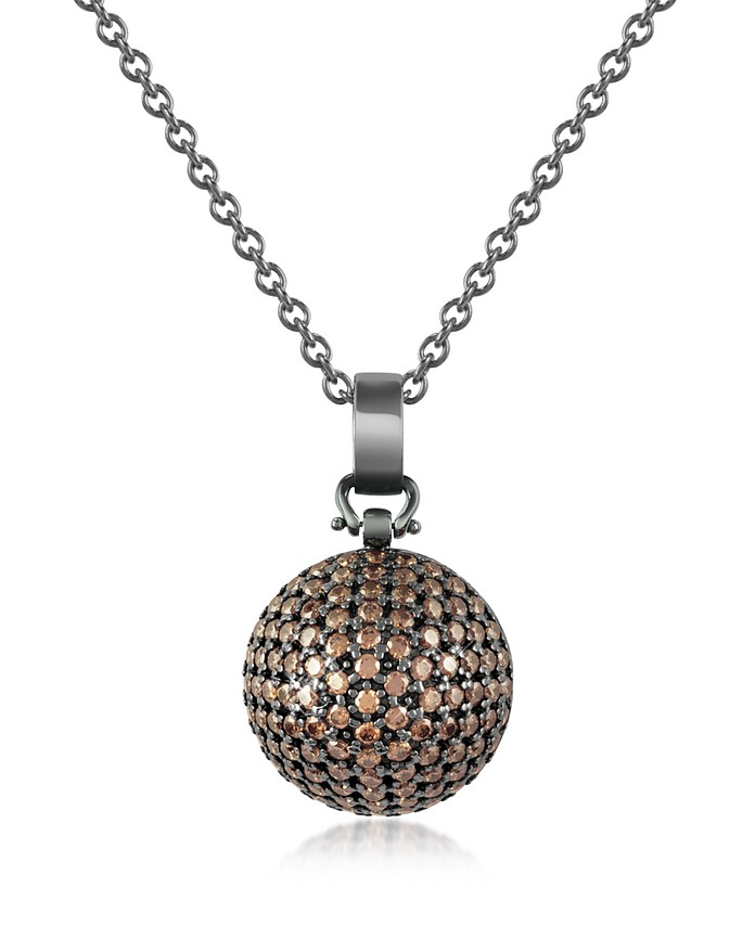 Semi-Sphere - Halskette mit Anhänger - Azhar