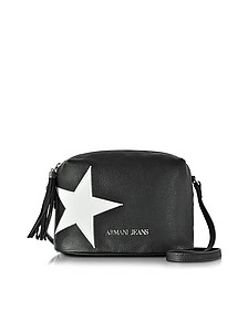 White Star Small Crossbody Bag - Armani Jeans