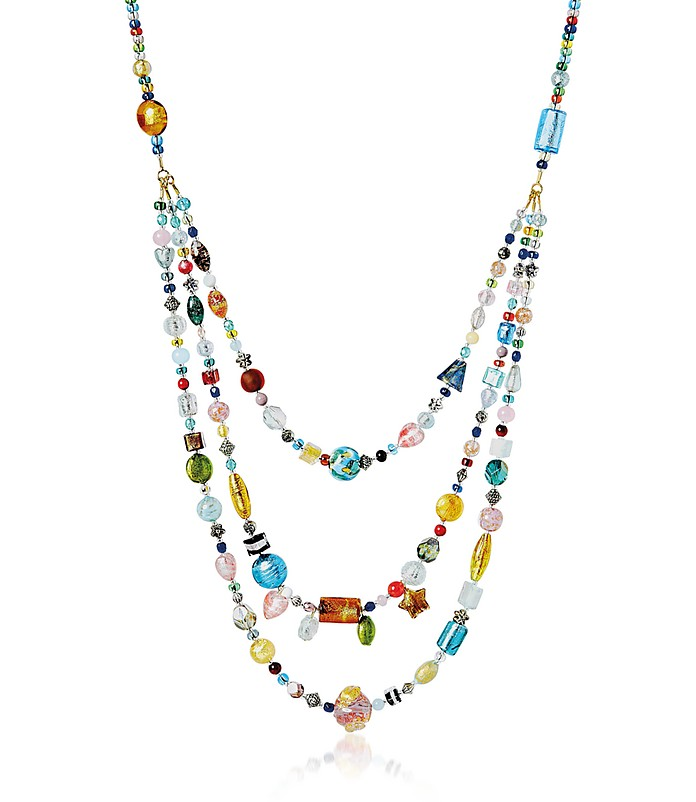 Long Brio Necklace - Antica Murrina Veneziana
