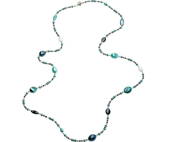 Long Crevan Necklace - Antica Murrina