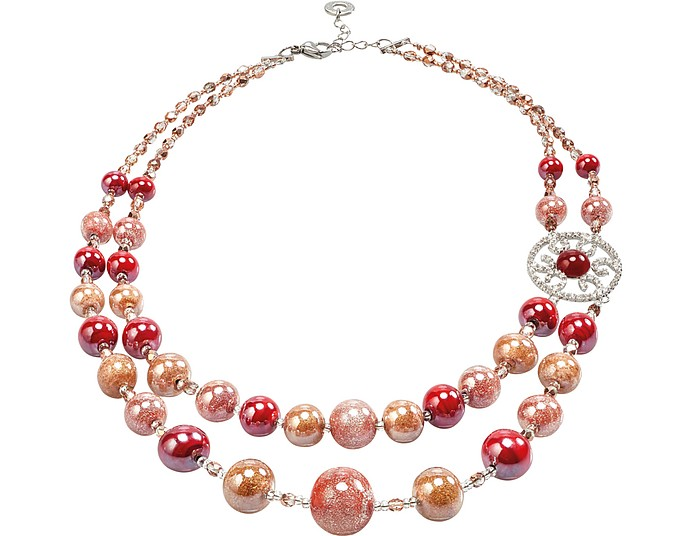 Labyrinth 1 Necklace - Antica Murrina Veneziana