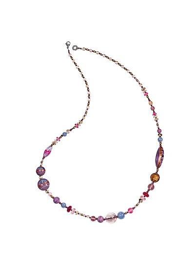 Niagara Long Necklace - Antica Murrina