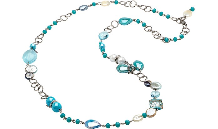 Grimani Long Necklace - Antica Murrina Veneziana