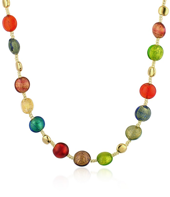 Frida - Collier en perles de verre de Murano - Antica Murrina