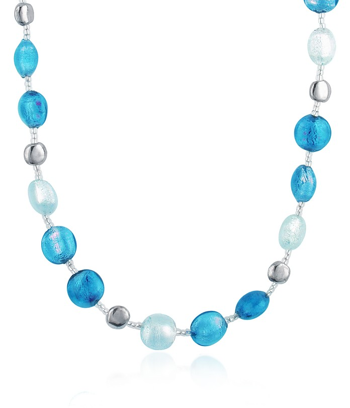 Frida - Murano Glass Bead Necklace - Antica Murrina