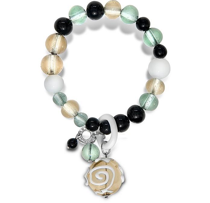 Mignon - Murano Glass Charm Bracelet - Antica Murrina