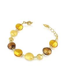Frida - Murano Glass Bead Bracelet - Antica Murrina