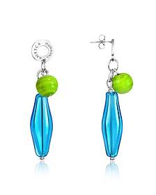 Lana - Murano Glass Drop Earrings - Antica Murrina