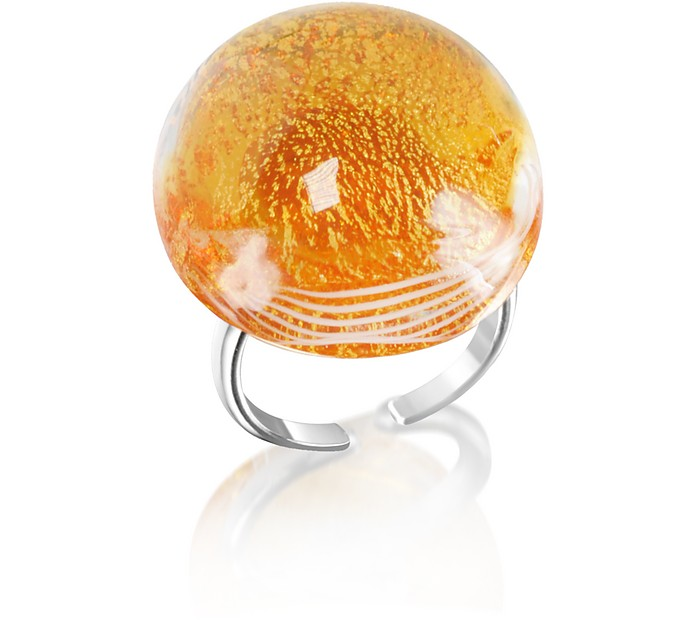 Anika - Murano Glass Ring - Antica Murrina