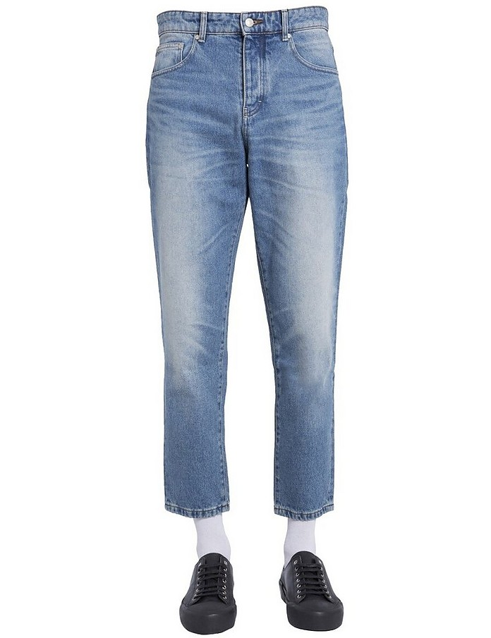 Tapered Fit Jeans - Ami Paris by Alexandre Mattiussi