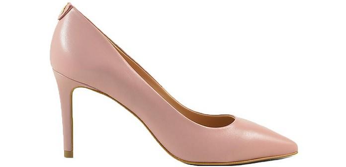 Blush Pink Pumps - Patrizia Pepe