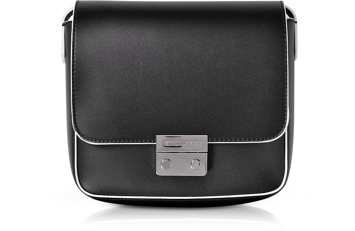 Mini Smooth Eco Leather Shoulder Bag - Emporio Armani