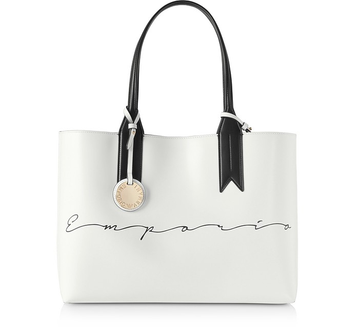 a3b13896a2 Signature Print Tote Bag