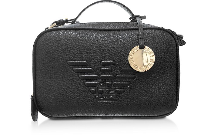 Signature Big Eagle Shoulder Bag - Emporio Armani