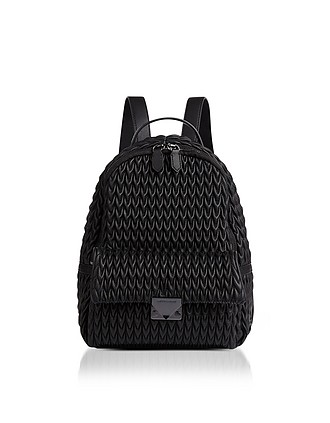 a07d4a372a73 Quilted Eco-Leather Backpack - Emporio Armani