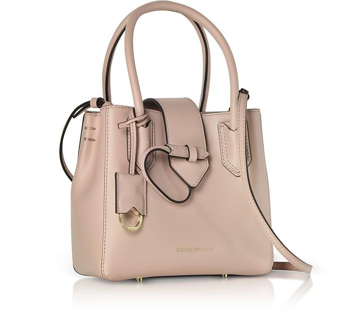 1e240573749d Genuine Leather Satchel Bag - Emporio Armani. AU 313.60 AU 784.00 Actual  transaction amount