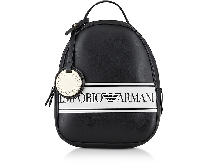 Black & White Backpack - Emporio Armani