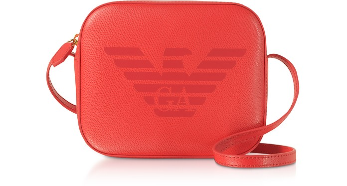 Camera Bag con Logo Eagle - Emporio Armani