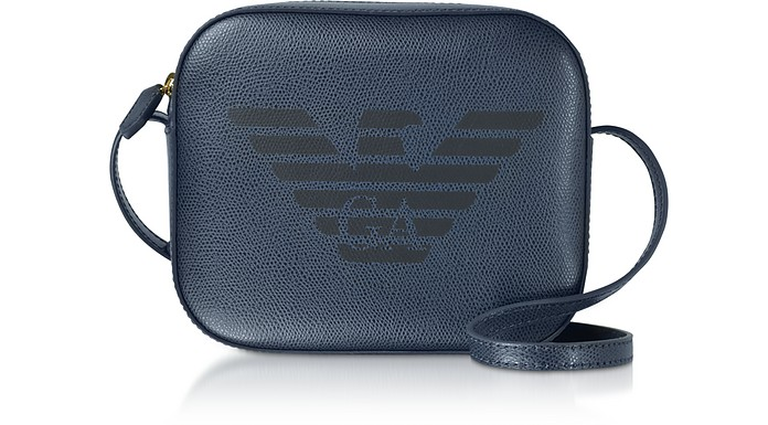 Eagle Embossed Shoulder Bag - Emporio Armani / エンポリオ アルマーニ