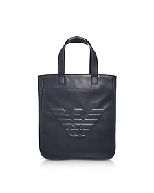 Black Eagle Men's Vertical Tote Bag
