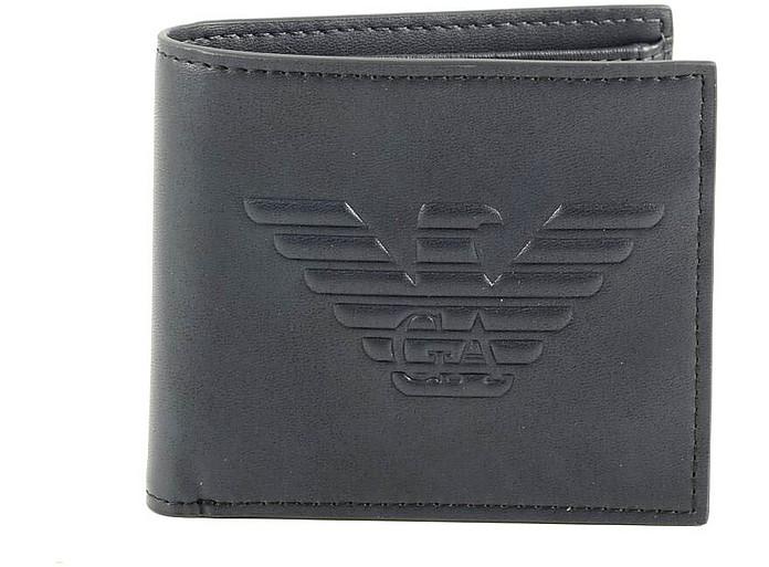 Men's Blue Wallet - Emporio Armani / エンポリオ アルマーニ