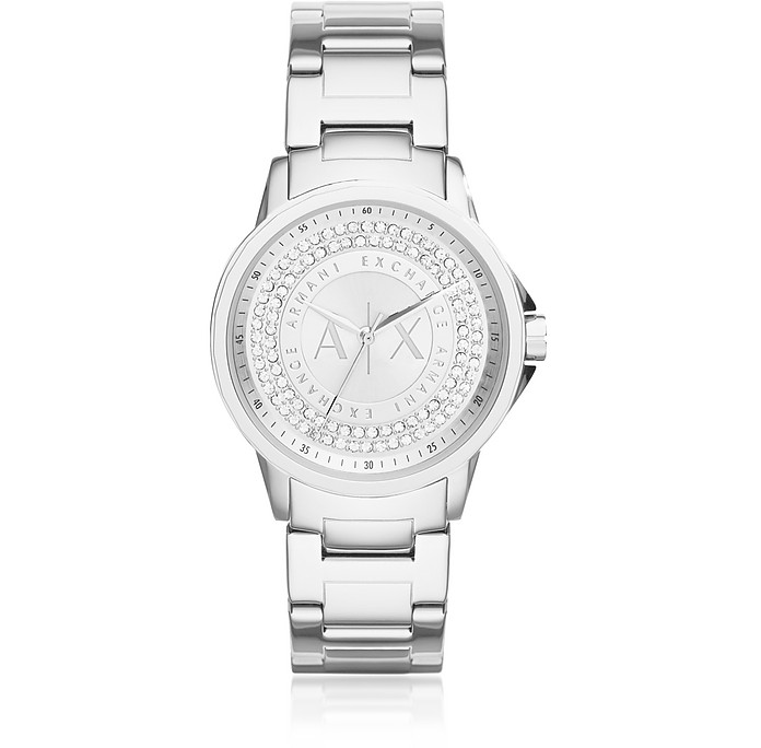Lady Banks Stainless Steel Women's Watch - Armani Exchange