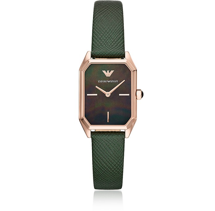 Gioia Green Women's Watch - Emporio Armani