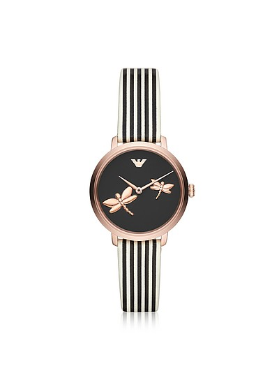 Two Hand Dragonfly Watch - Emporio Armani