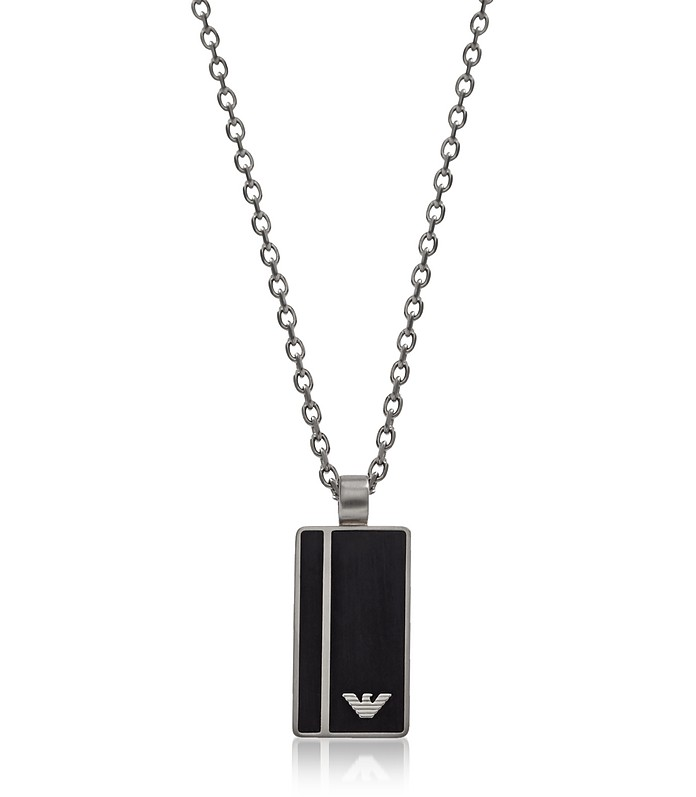 EGS2031040 Signature Men's Necklace - Emporio Armani
