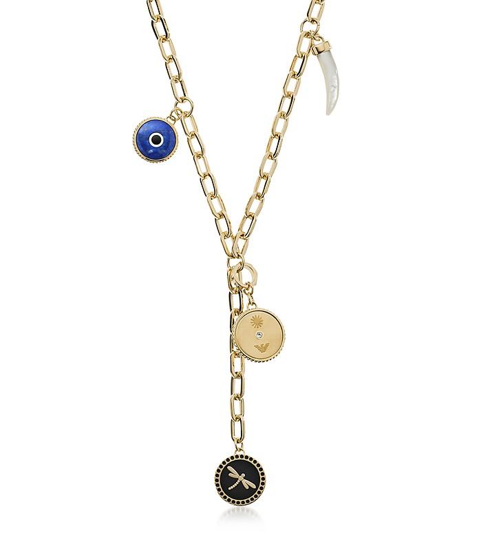 EGS2517710 Heritage Women's Necklace - Emporio Armani