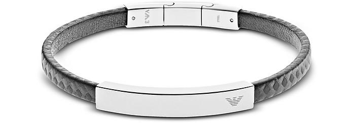 EGS2063040 Signature Men's Bracelet - Emporio Armani