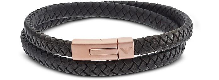 EGS2175221 Signature Men's Bracelet - Emporio Armani