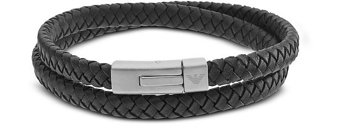 EGS2176040 Signature Men's Bracelet - Emporio Armani