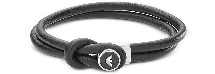 EGS2212040 Signature Men's Bracelet - Emporio Armani