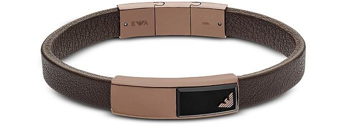 EGS2340200 Signature Men's Bracelet - Emporio Armani