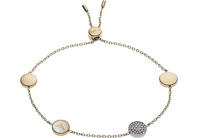 EGS2348710 Signature Women's Bracelet - Emporio Armani