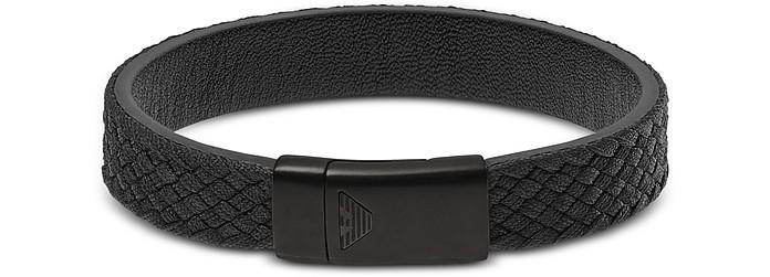 EGS2395001 Signature Men's Bracelet - Emporio Armani