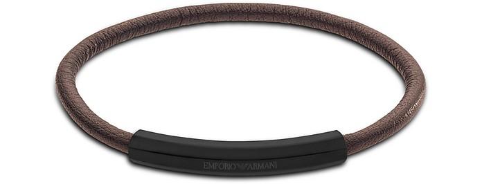 EGS2404001 Signature Men's Bracelet - Emporio Armani
