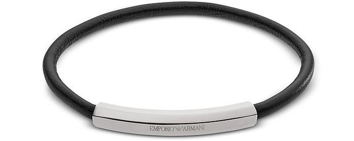 EGS2405040 Signature Men's Bracelet - Emporio Armani