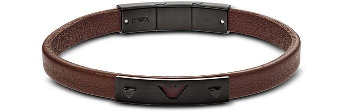 EGS2413001 Signature Men's Bracelet - Emporio Armani