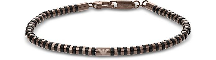 EGS2432001 Signature Men's Bracelet - Emporio Armani