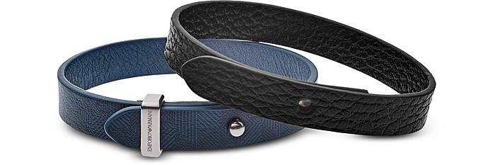 EGS2512040 Signature Men's Bracelet - Emporio Armani
