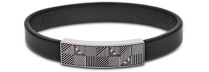 EGS2510040 Signature Men's Bracelet - Emporio Armani