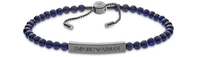 EGS2505060 Heritage Men's Bracelet - Emporio Armani