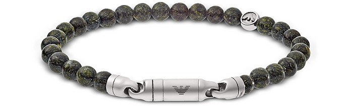 EGS2504040 Heritage Men's Bracelet - Emporio Armani