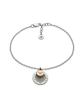 7ad17035 Two-Tone Signature Bracelet…